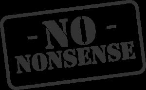 No Nonsense